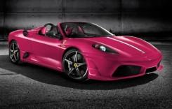 Interzis la roz! Ferrari scoate din gamă culoarea