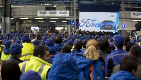 Ford concediază 10% din angajați, la nivel global