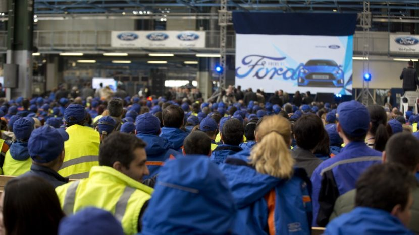 Ford Romania angajeaza