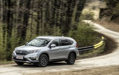 Honda CR-V – test cu cel mai bine vândut SUV din lume