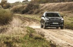 Test drive Jeep Cherokee 2.2 Multijet: Mai curat