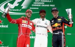 Mercedes se întoarce, Lewis Hamilton câștigă Marele Premiu al Chinei