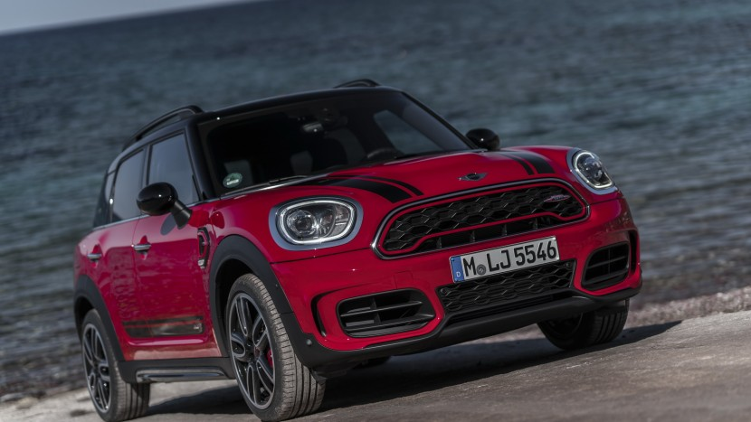 Mini Countryman John Cooper Works (4)