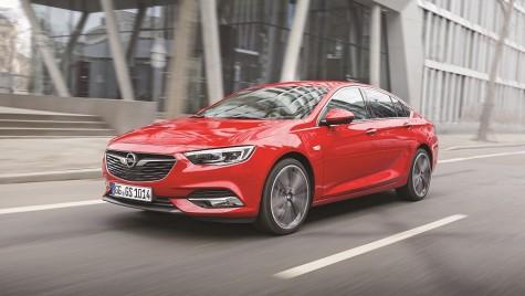 PRIMUL TEST:  Opel Insignia Grand Sport – Ca pe șine!