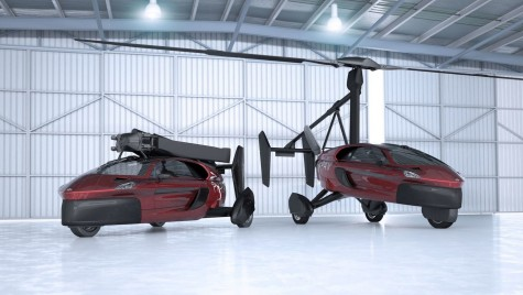 Află cum arată și cât va costa mașina zburătoare