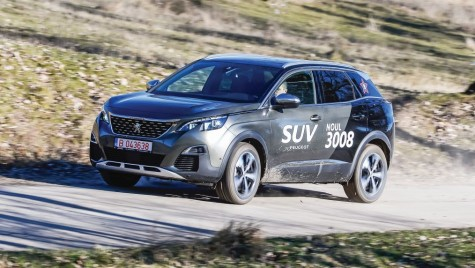 Test drive Peugeot 3008: Inimă de leu