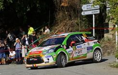 Simone Tempestini a început vânătoarea de puncte – locul 13 în Raliul Corsicii