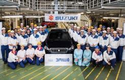 Record Suzuki: 3 milioane de mașini produse la Esztergom