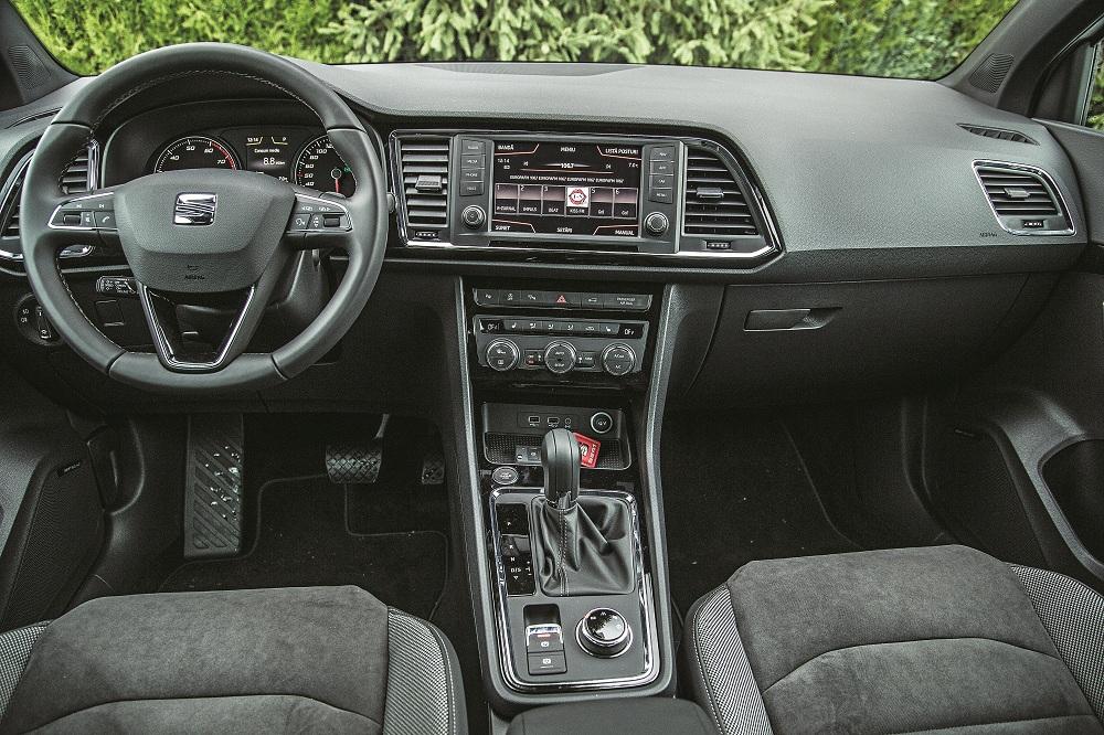 Test Seat Ateca