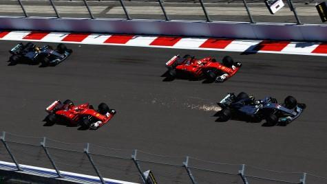 """Noul """"Iceman"""" Valtteri Bottas câștigă Marele Premiu al Rusiei"""