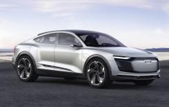 Audi e-Tron Sportback Concept: Mașină sport, electrică sau SUV?