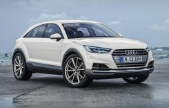 Noul SUV Coupe Audi Q4, confirmat pentru 2019