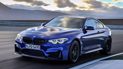 Oficial: BMW M4 CS, veriga lipsă dintre M4 și M4 GTS