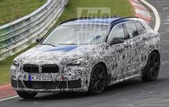 BMW X2: Cum arată noul SUV coupe în varianta de serie