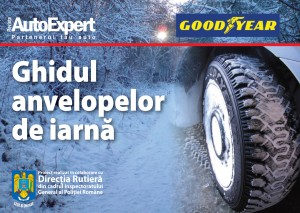 coperta ghid anvelope iarna 2010 editia 2