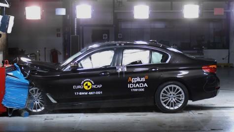 Rezultate EuroNCAP: Câte stele au primit BMW Seria 5 și Fiat Doblo