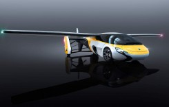 AeroMobil Flying Car: Mașina zburătoare de 1,2 milioane euro