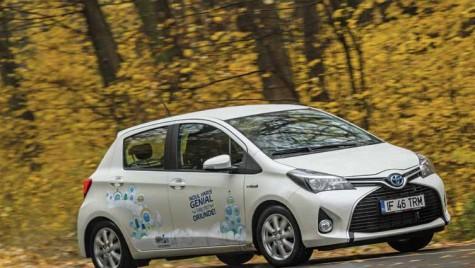 Toyota Yaris Hybrid – Cel mai accesibil hibrid de pe piață
