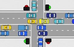 Fără maimuțe în trafic – clipul care ne învață să scăpăm de blocaje rutiere