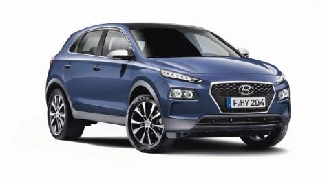 Hyundai Kona: Cum arată noul SUV de clasă mică