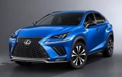 Oficial: Facelift pentru SUV-ul premium Lexus NX