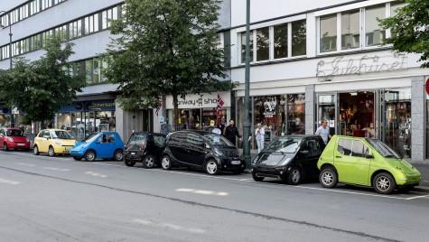 Topul țărilor cu cele mai multe mașini electrice! Norvegia salvează onoarea Europei