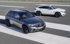 Mercedes-AMG GLC 63 și GLC 63 Coupe: Super-SUV-uri cu 510 CP