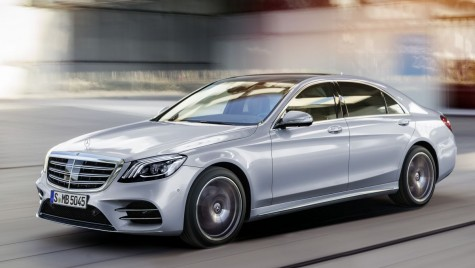 Preturi Mercedes S-Class facelift: Cat costa noua nava amiral