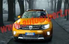 Primele imagini: Noua Dacia Duster se lansează azi, la Paris