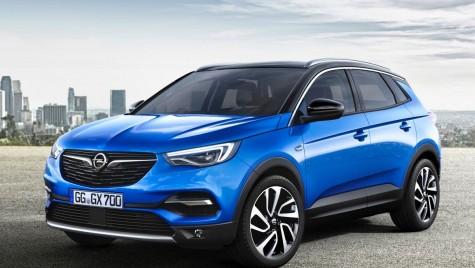 Oficial: Totul despre Opel Grandland X, noul SUV compact franco-german