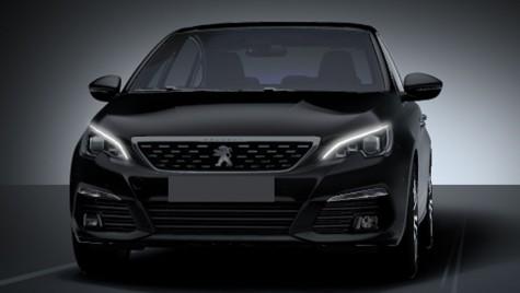 Așa arată Peugeot 308 facelift: Primele imagini