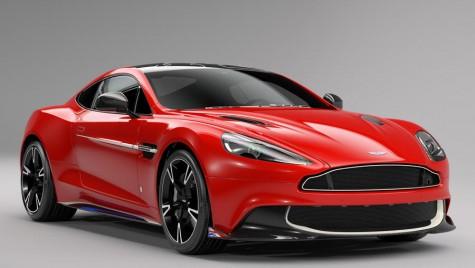 Aston Martin Vanquish S Red Arrow Edition – Primele imagini oficiale cu supercar-ul exclusivist