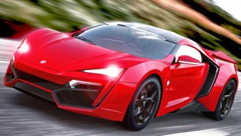 Cele mai scumpe mașini din lume aflate acum în producție
