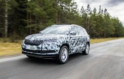Skoda Karoq: Totul despre noul SUV compact (oficial)