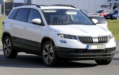 Skoda Karoq: Primele imagini cu noul SUV compact Skoda