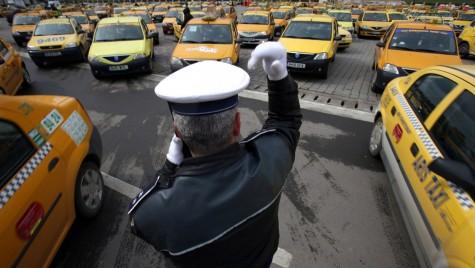 Guvern: Șoferii de Uber vor fi amendați. Protest al taximetriștilor