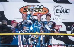 Bridgestone a ajuns pe podium la Oschersleben