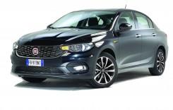 Fiat Tipo: Integrare perfectă
