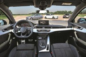 Alfa, Audi, BMW, Mercedes (4)