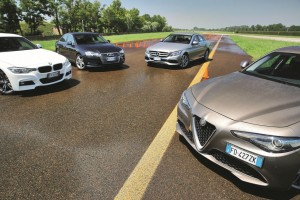 Alfa, Audi, BMW, Mercedes