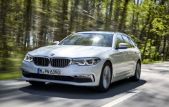 Test drive BMW 520d Touring