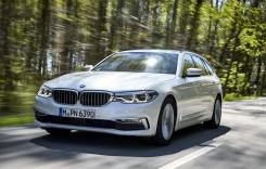 Test drive BMW 520d Touring