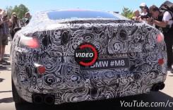Fabulos: Cum sună motorul viitorului BMW M8