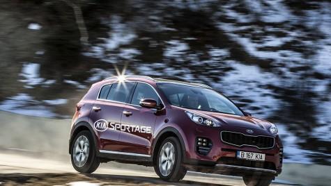 Record de vânzări pentru Kia în 2017 în Europa