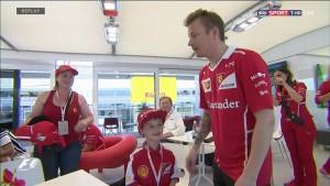 Kimi Raikkonen copil (1)