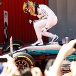 Marele Premiu al Spaniei Lewis Hamilton (10)
