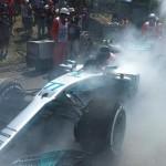 Marele Premiu al Spaniei Lewis Hamilton (11)