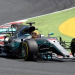 Marele Premiu al Spaniei Lewis Hamilton (15)