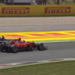 Marele Premiu al Spaniei Lewis Hamilton (3)