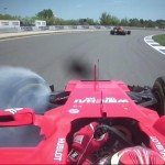 Marele Premiu al Spaniei Lewis Hamilton (6)